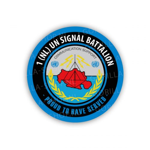 sticker Signal Battalion