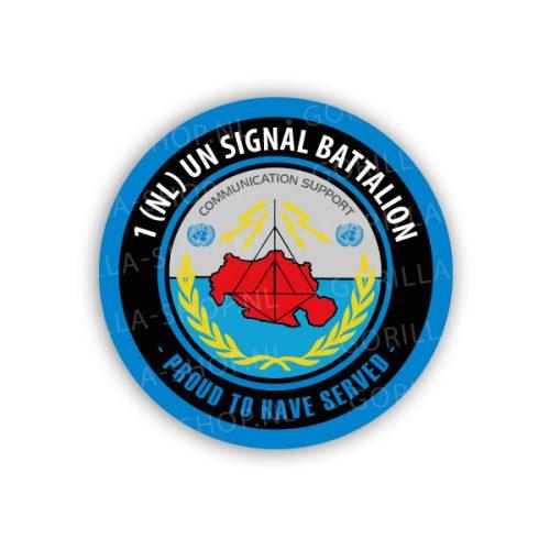 sticker Signal Battalion