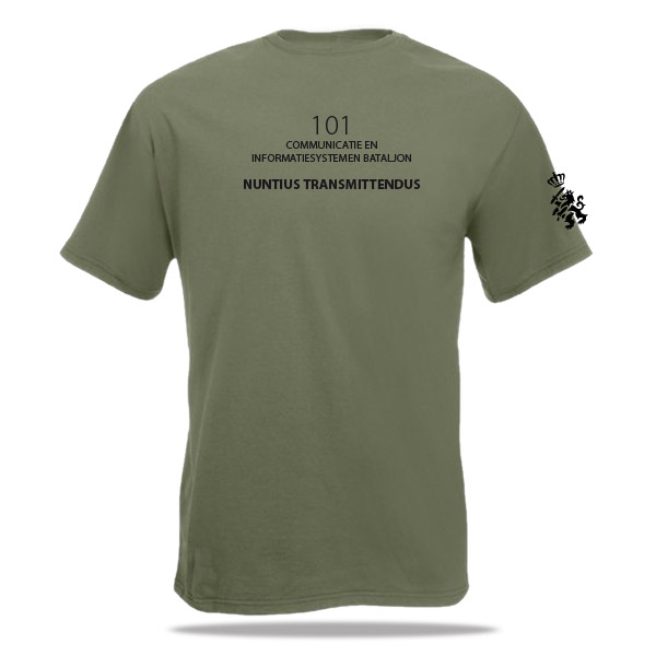 101cisbat T-shirt