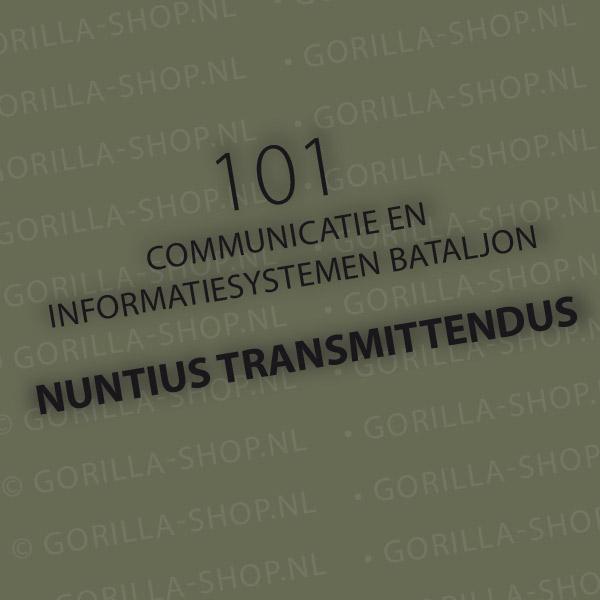 101 cis bataljon t-shirt