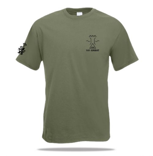 t-shirt 101 geniebataljon
