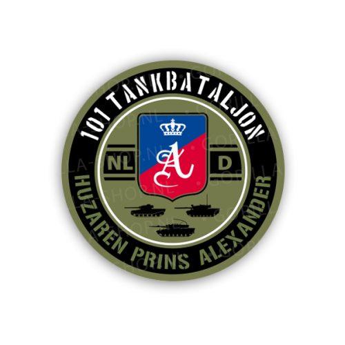 sticker 101 tankbat