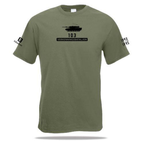 Seedorf - 103 verkenningsbataljon