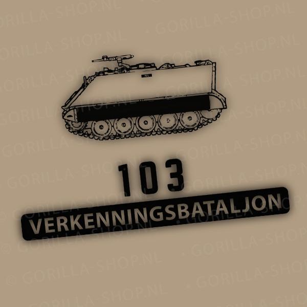 M113 A1 t-shirt