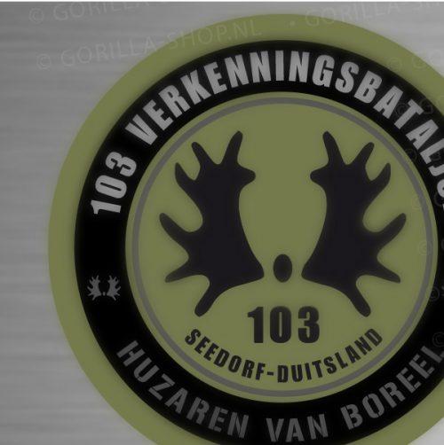 sticker 103, seedorf