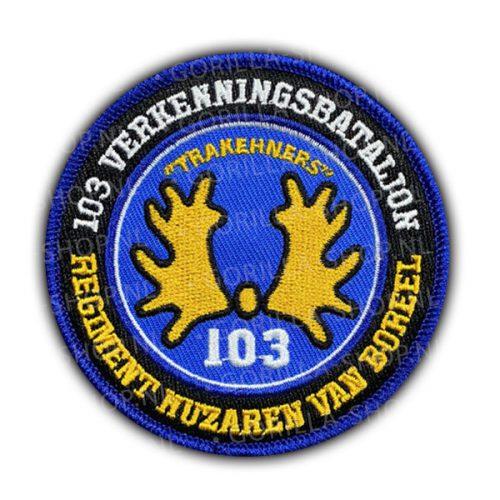 Patch 103 Verkenningsbataljon