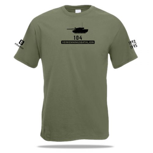 T-shirt Nunspeet