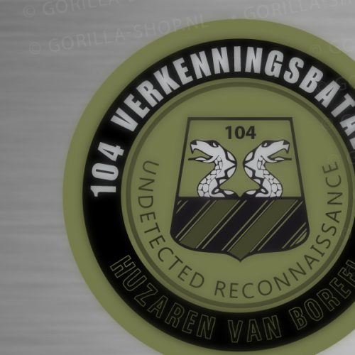 Defensie sticker