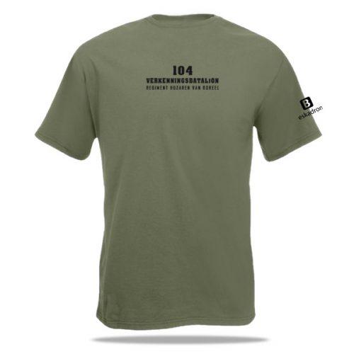 rugopdruk 104 verkenningsbataljon