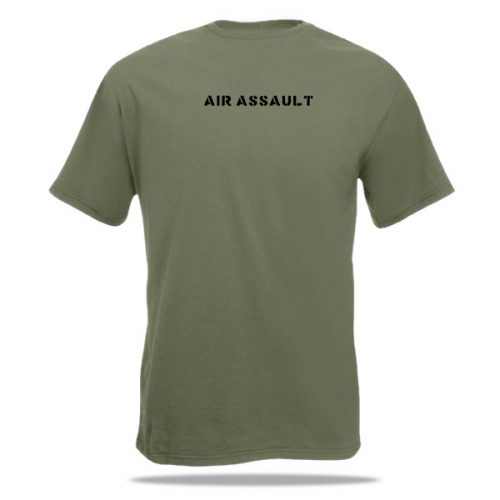 defensie t-shirt luchtmobiele brigade