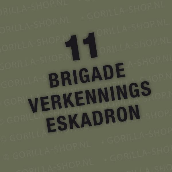 Defensie t-shirt 11BVE