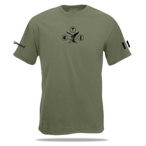 11 Bevocie t-shirt