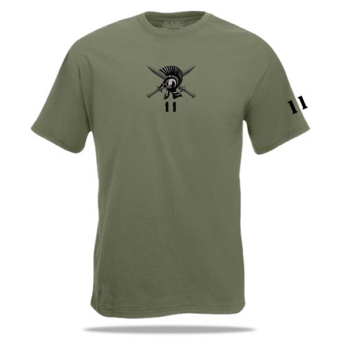 11 geniecie t-shirt