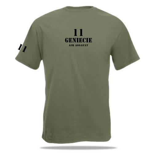 11 Geniecompagnie t-shirt