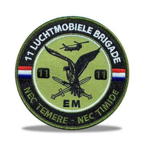 patch 11 luchtmobiele brigade