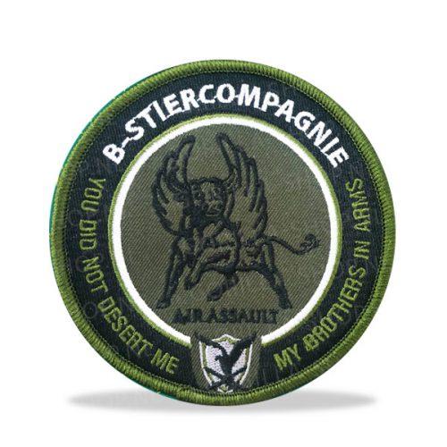 patch B-cie 11 infbat