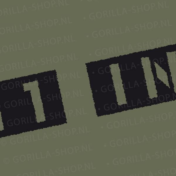 11infbat luchtmobiel t-shirt