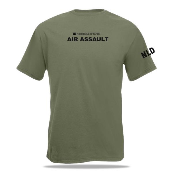 t-shirt 11 luchtmobiel