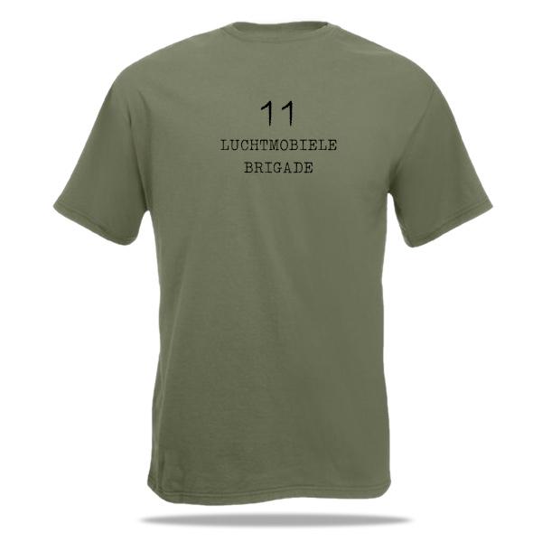 11 Luchtmobiel Basix t-shirt