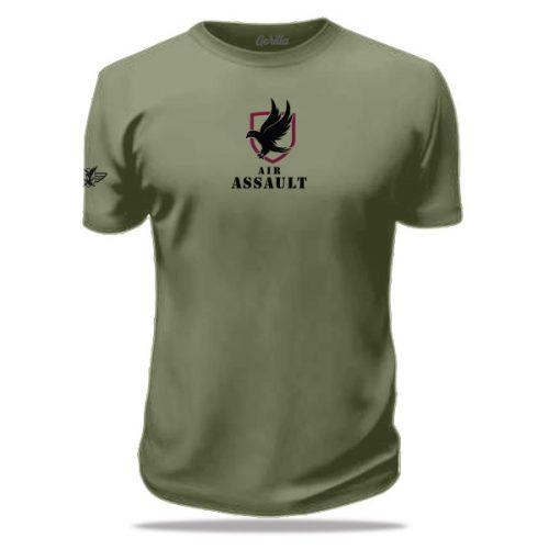 T-shirt FALCON, Luchtmobiele Brigade