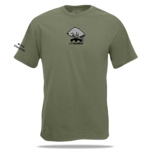 11 pantsergeniebataljon t-shirt