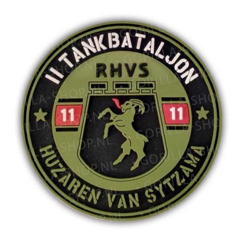 Patch 11 Tankbataljon