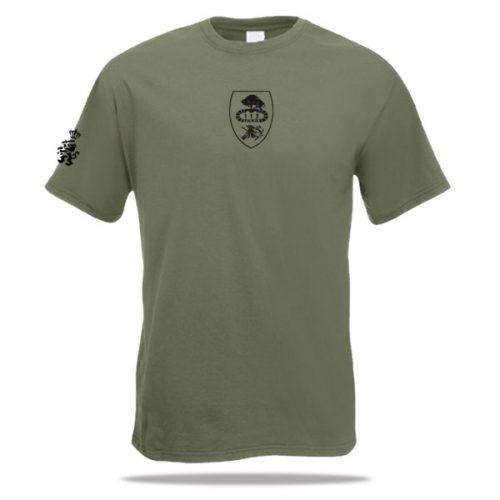 bedrukt t-shirt 112 pagncie