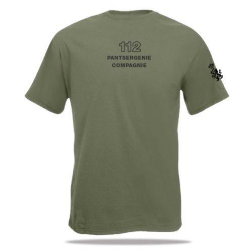 t-shirt 112 pantsergenie compagnie
