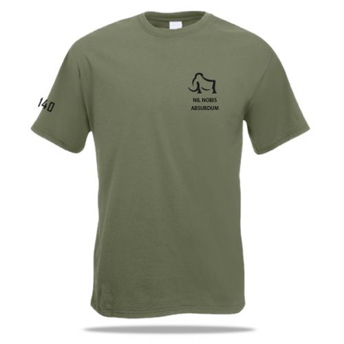 T-shirt 140 zwaar transport