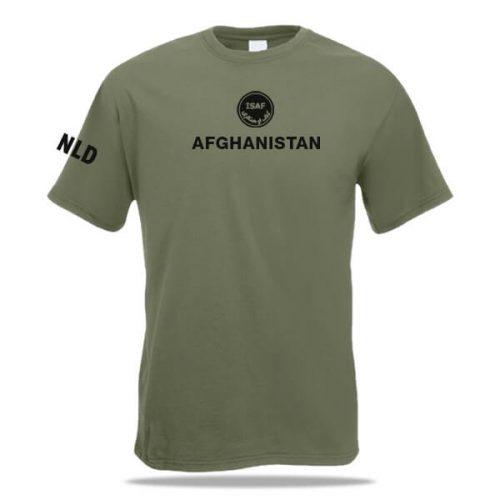 ISAF T-shirt