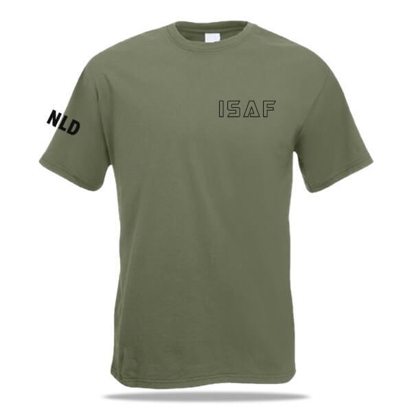 ISAF T-shirt Basix