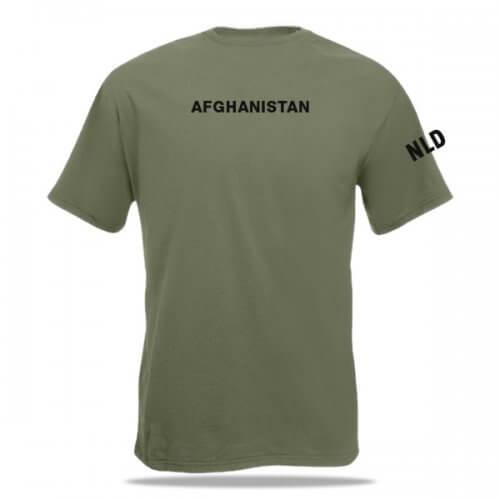 ISAF t-shirts