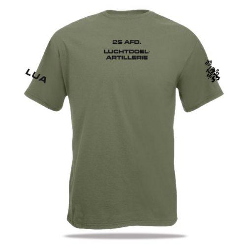 T-shirt luchtdoelartillerie