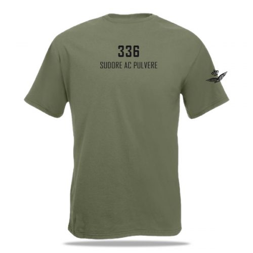 336 squadron t-shirt luchtmacht