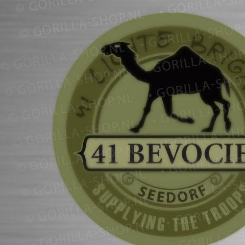 Sticker van 41 BevoCie