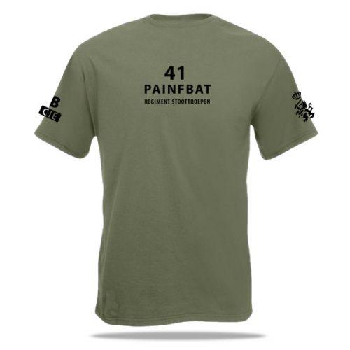 bedrukt stoters t-shirt
