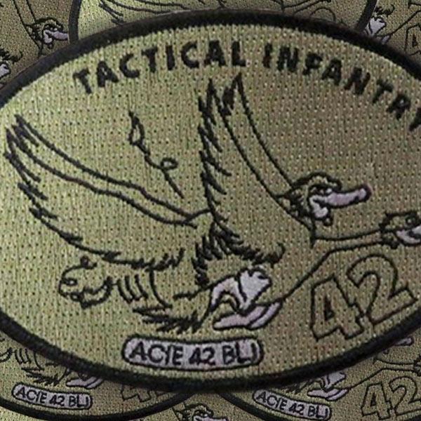 Badge 42 BLJ A-cie