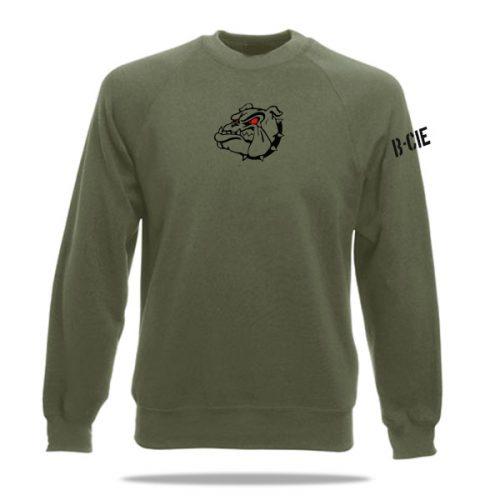 Bedrukte sweater 42 BLJ B-cie