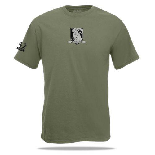 T-shirt Bataljonsstaf, 42 BLJ