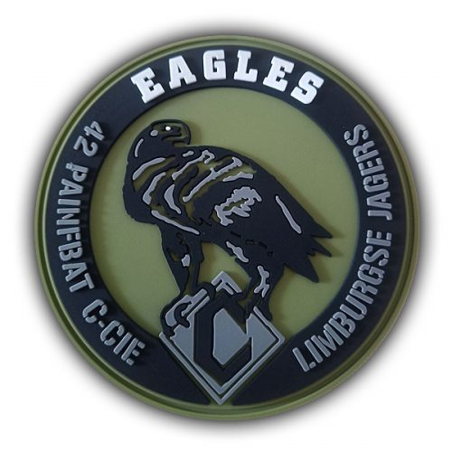 Charlie (Eagles) compagnie Patch, 42 BLJ