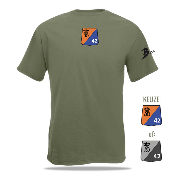 Shirt 42 Tankbataljon