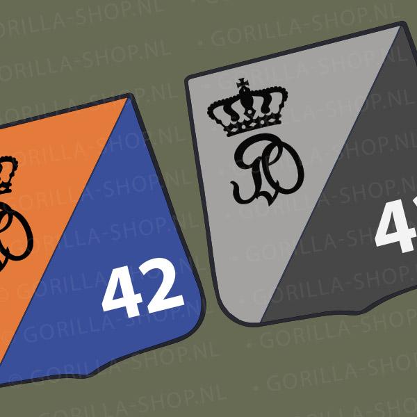 Logo's 42 Tankbataljon