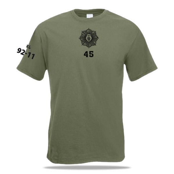 t-shirt Steenwijk pantserinfanterie