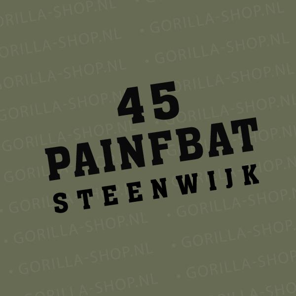 rug Steenwijk 45 painfbat