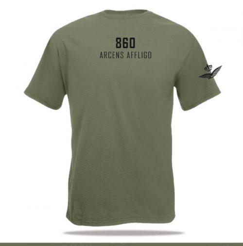 T-shirt 860 squadron