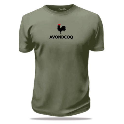 avondcoq t-shirt