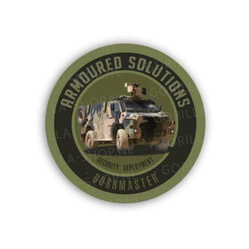 Sticker Bushmaster
