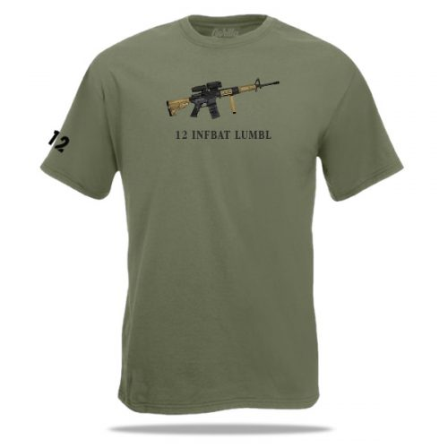 Colt t-shirt NLD