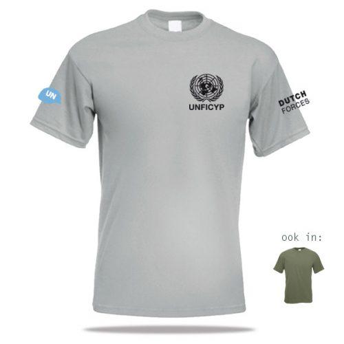 UNFICYP t-shirt