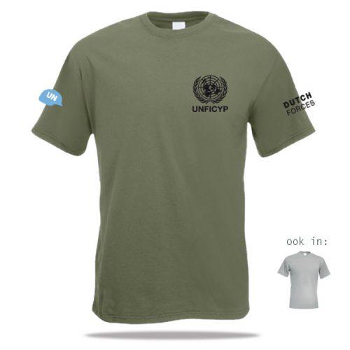 Cyprus missie t-shirt